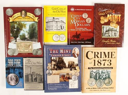 Carson City Mint book group