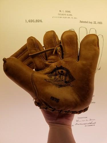 1922 Glove Replica
