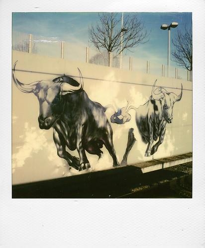 Graffiti (Gare de Halle)