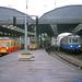 4608 + AM 35 228 012 SNCB . Aachen Hbf 26.06.88. ( Dernier parcours 46 Letzte Fahrt ). by michelhanssens1