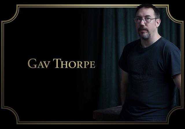 Гэв Торп | Gav Thorpe