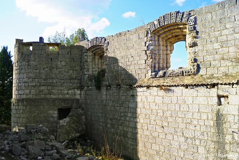 Крепостная стена и Башня верхнего города