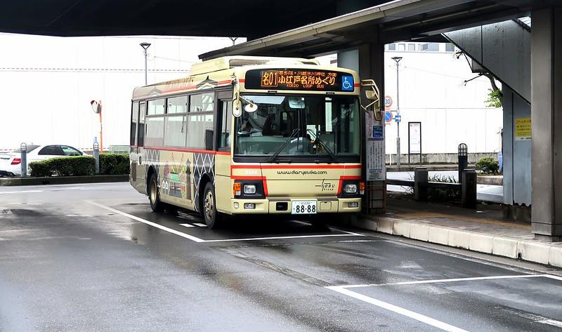 kawagoe bus