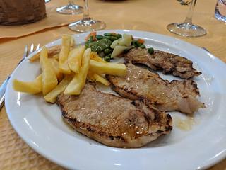 pork loin @ El Callaíto