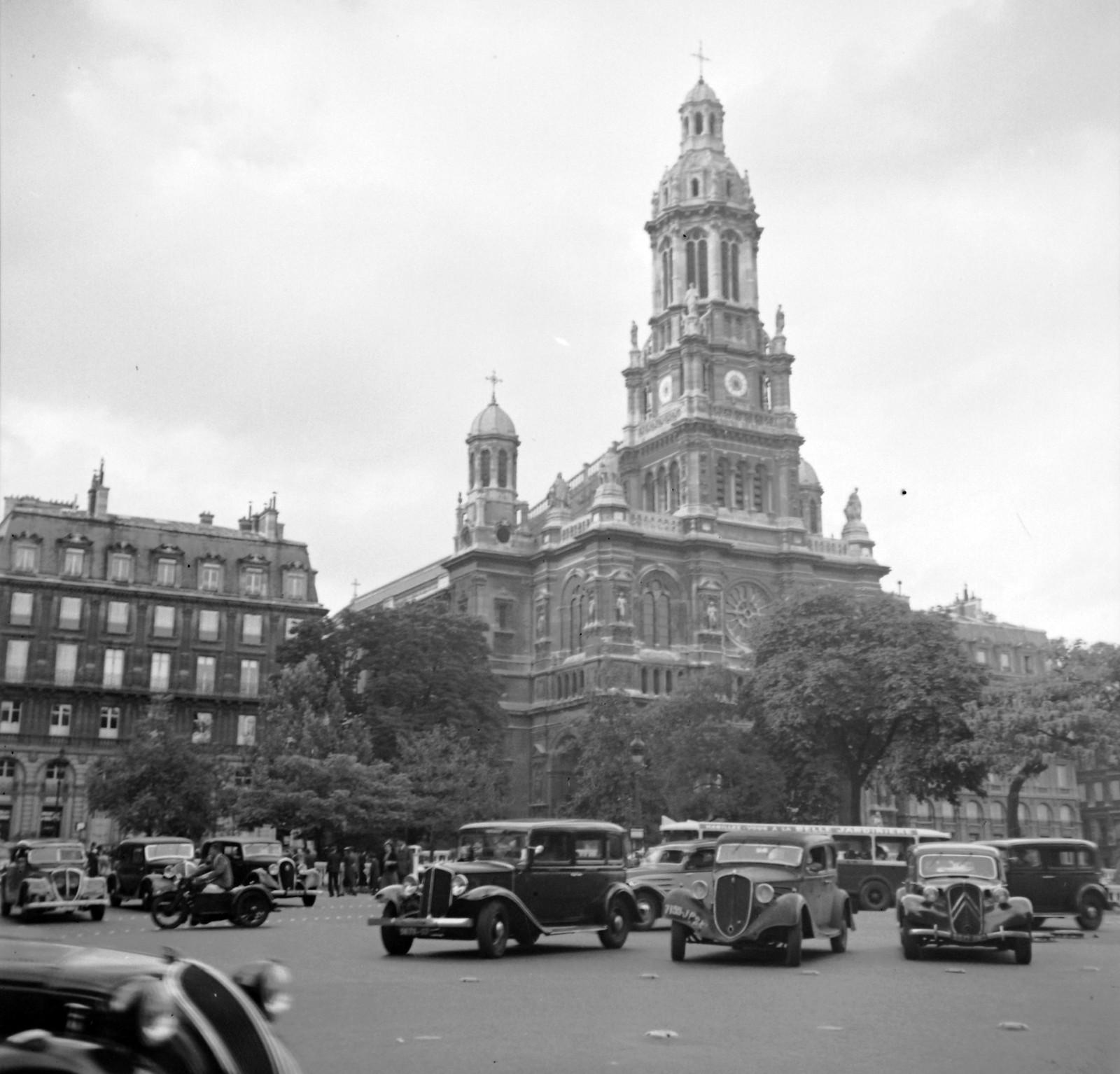 1939. Церковь Св. Троицы