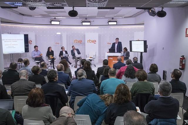 Workshop Accesibilidad Impulsa Visión RTVE