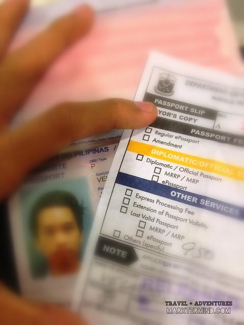 Philippines Passport DFA Megamall