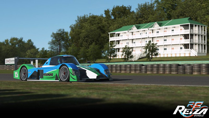 rFactor 2 - Reiza Bundle DLC VIR Previews