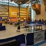 Championnat Régional Tennis de Table Sport Adapté - Montluçon (03) - 3 mars 2019
