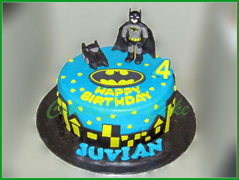 Cake Batman JUVIAN 22 cm