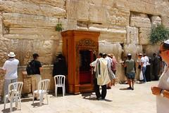 Israel. Jerusalén.  Muro de las lamentaciones (17)