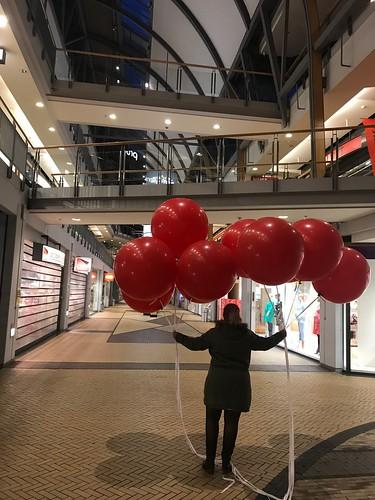Cloudbuster Rond Chinees Nieuwjaar Megastores Den Haag