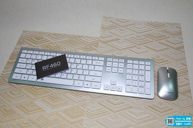 RF460無線鍵盤滑鼠組