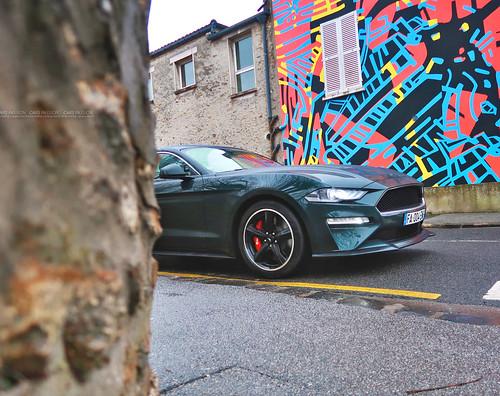 Essai Ford Mustang GT 2018 V8 BULLITT