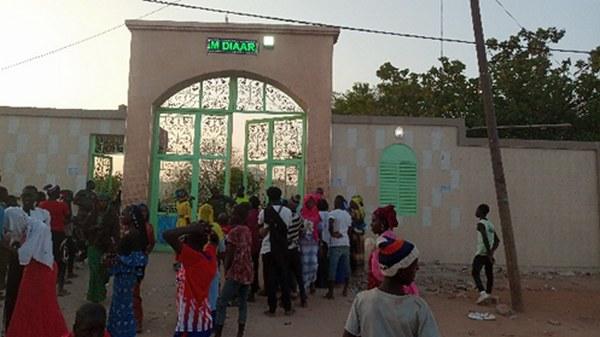Mausolée Sokhna Diarra