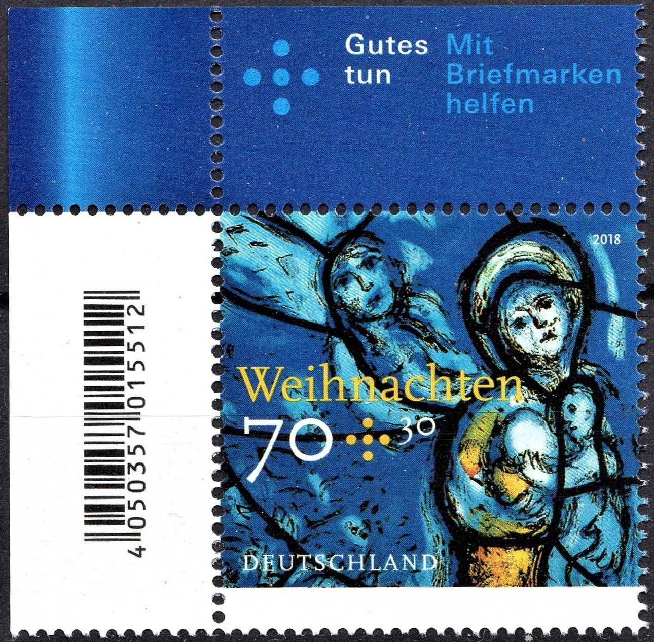 Germany - Michel #3418 (2018)