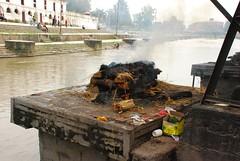 Nepal. Kathmandú. Templo hinduista de Pashupatinath (20)