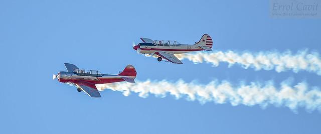 Photo:Yak-52 pair By errolgc