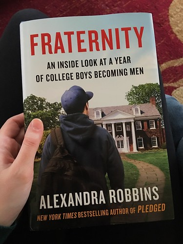 "Book Review: ""Fraternity"""