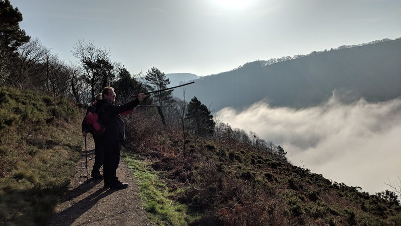 Teign Gorge inversion