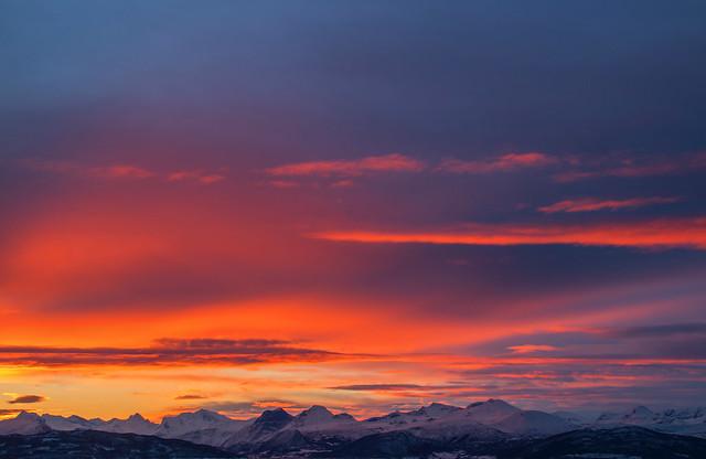 Sunrise Molde
