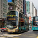 Hong Kong city bus: Wright Eclipse Gemini # UU 5631
