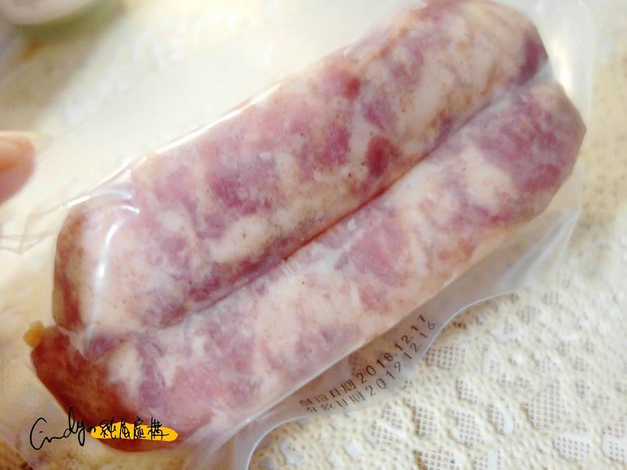頂鮮烏魚子+黑毛豬高粱香腸