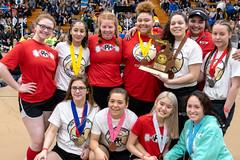 PHHS Girls Powerlifting States 2019-18