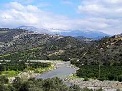 River Potamos.