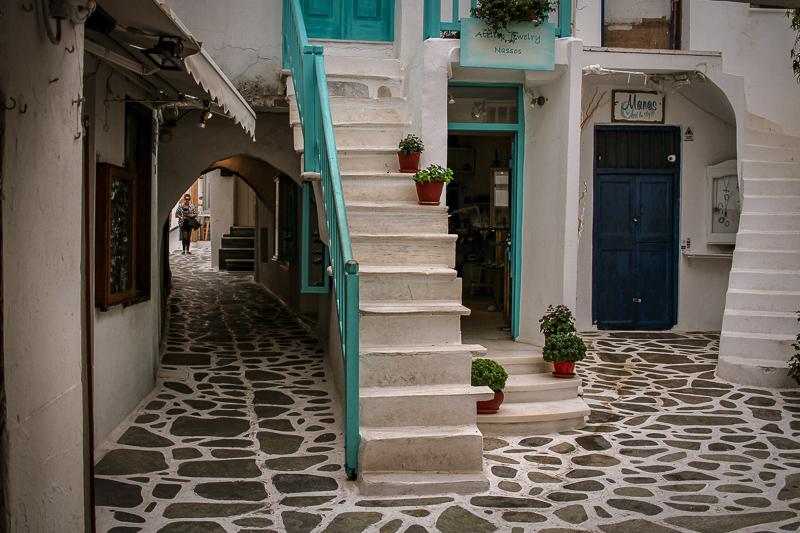 Naxos - Grecia
