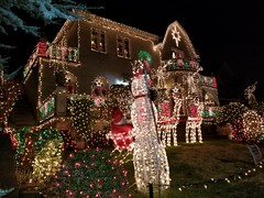 Dyker Heights Christmas Lights New York City