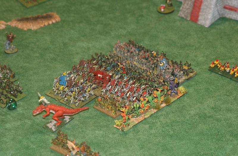 [4000 - Orcs+HL vs Khemri] La bataille des pyramides noires 46466201975_0bf974a0b2_c