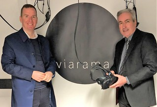 Visiting Viarama in East Linton | by Iain Gray MSP
