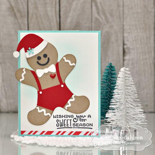 TE Gingerbread Man