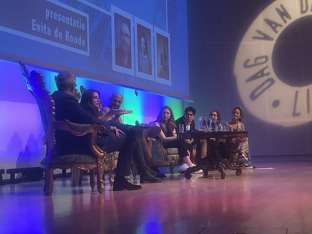 Ronald Giphart, Ellen Deckwitz en Abdelkader Benali