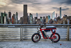 Juiced scrambler NYC