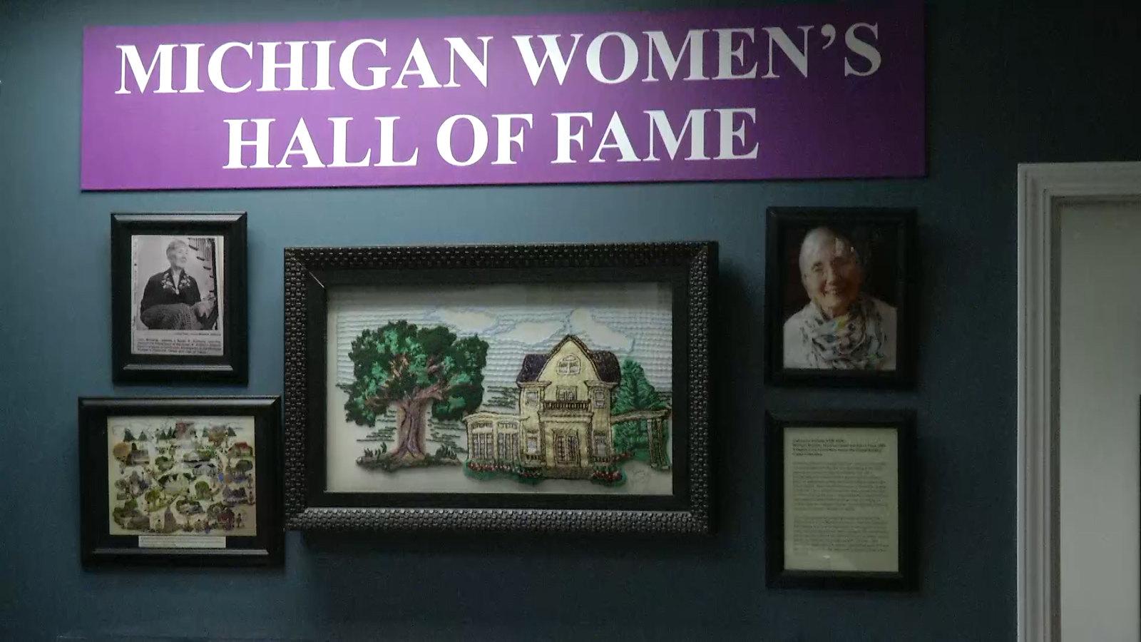 Michigan Women Forward #HerStory Celebrate Women's History Month