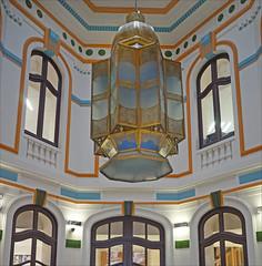 Hall d'entrée (Institut du monde arabe - Tourcoing)