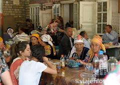 Viajefilos en Kirguistan, Sary Osh 019