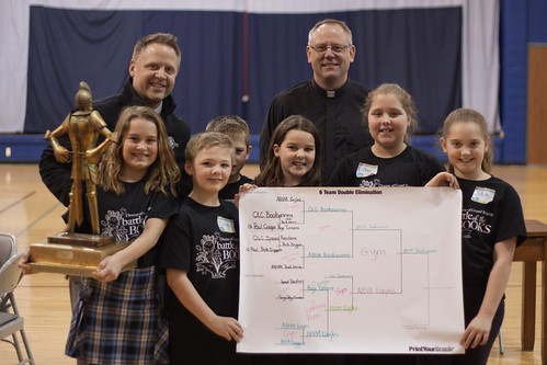 Battle of the Books celebrates literacy