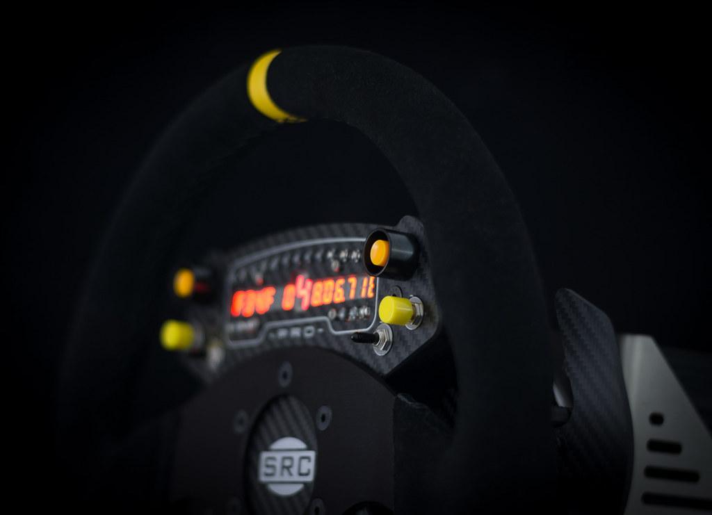 Sim Racing Coach GT1 Pro Wheel 6