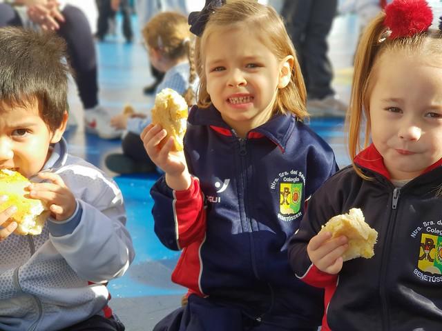 Almuerzo Solidario 2019