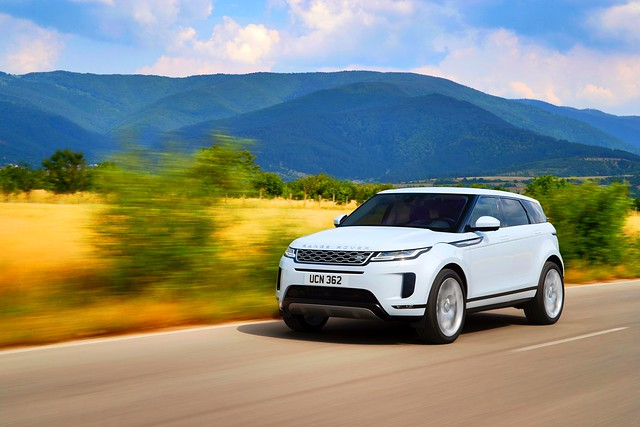 Comprar Land Rover Range Rover Evoque