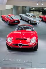 Alfa-Romeo Giulia TZ