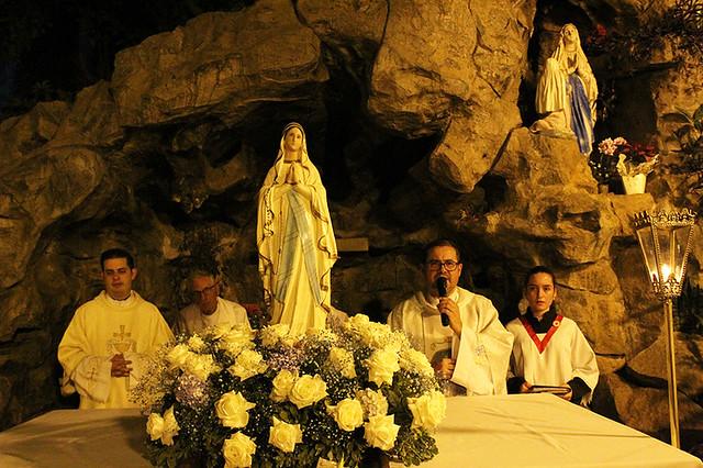 Festa da Paróquia Nossa Senhora de Lourdes - Itapegica