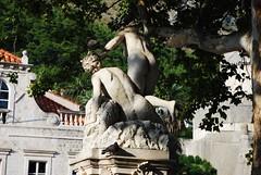 Croacia. Dubrovnik. Fuente del pastor, la muchacha y el fauno (22)