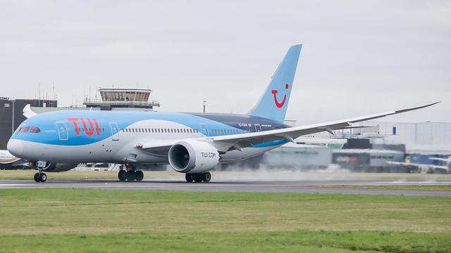 G-TUIA - TUI 787 @ Cardiff Airport 16/02/19