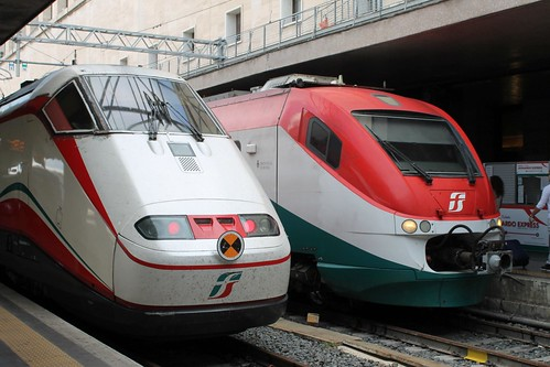 How to Take A High-Speed Rail Trip In Italy