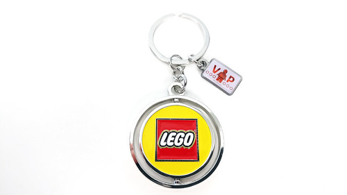 LEGO Creator Ford Mustang Keychain (5005822)