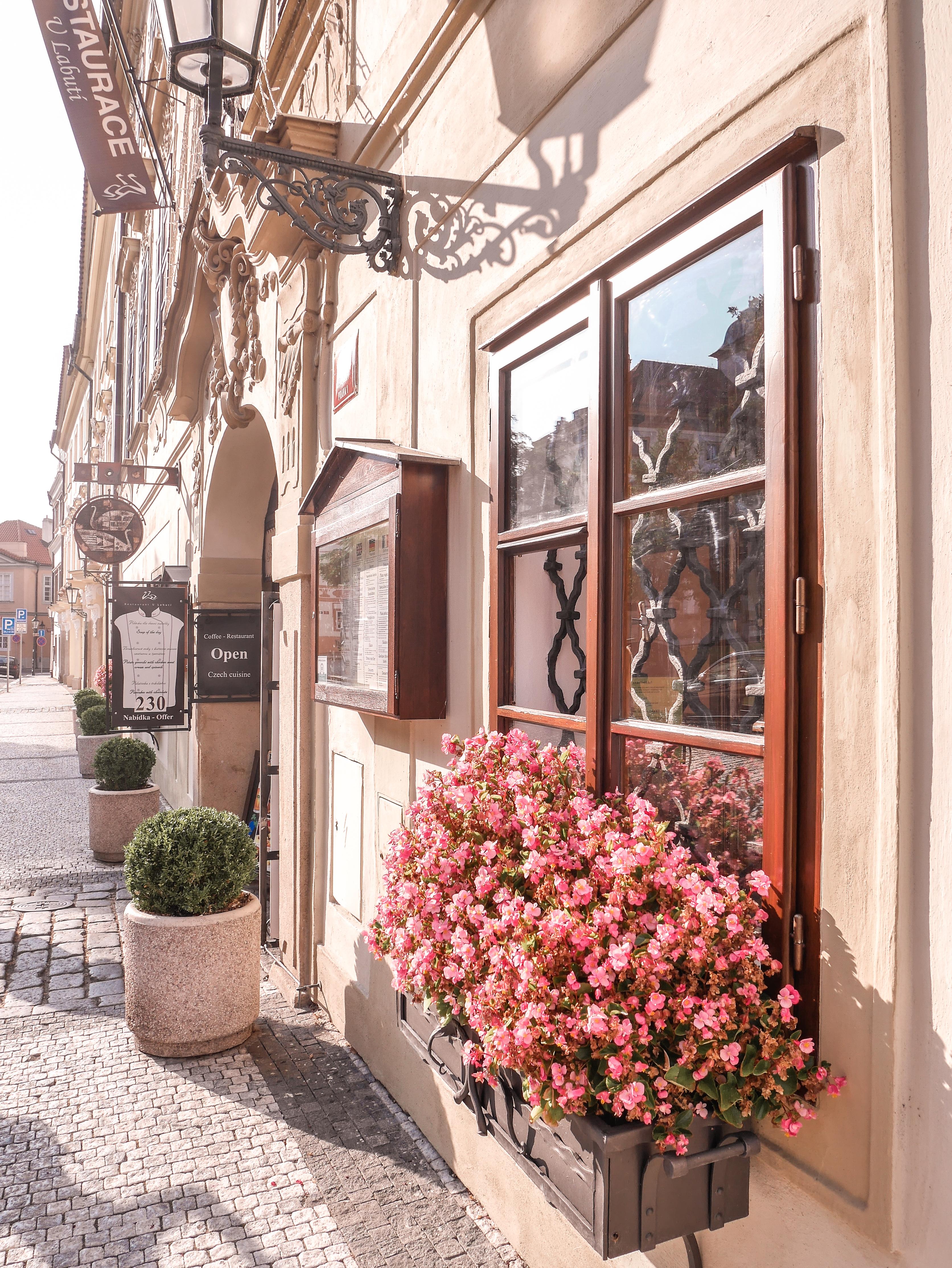 Praha matkavinkit